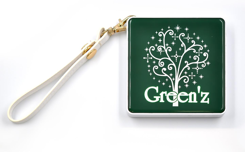 Green'zさま|スクエアモバイルバッテリー-1