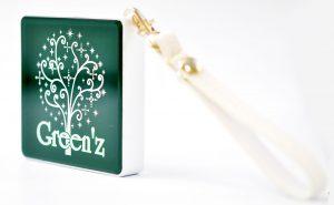 Green'zさま|スクエアモバイルバッテリー