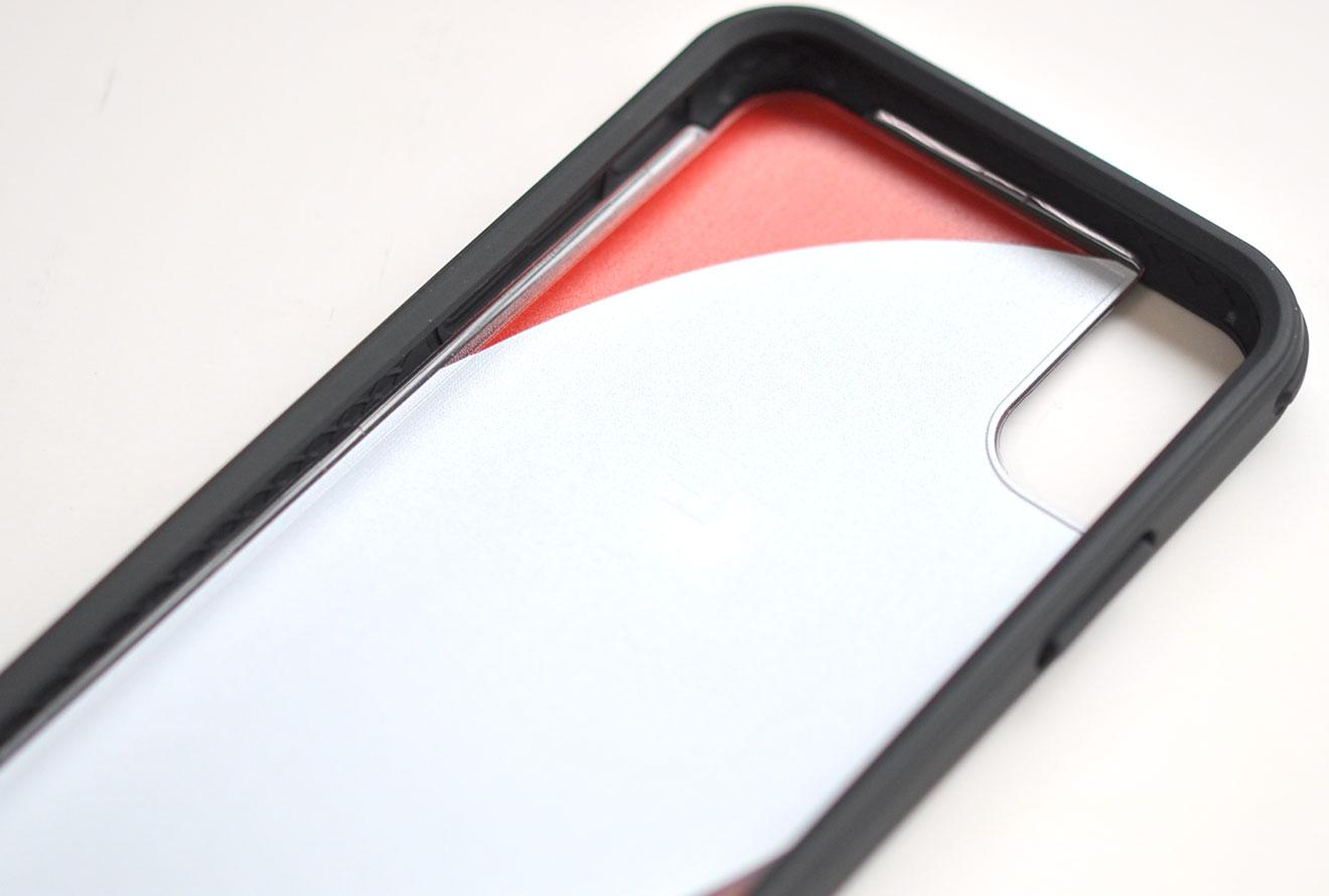 iPhone XS/X兼用 耐衝撃ケース 画像6