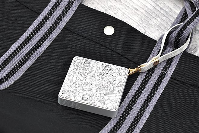 PUレザースクエアモバイルバッテリー(USB Type-C) 画像6